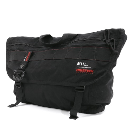 BRIEFING ×MHL. バリスティックナイロンメッセンジャーバッグ(MESSENGER BAG)