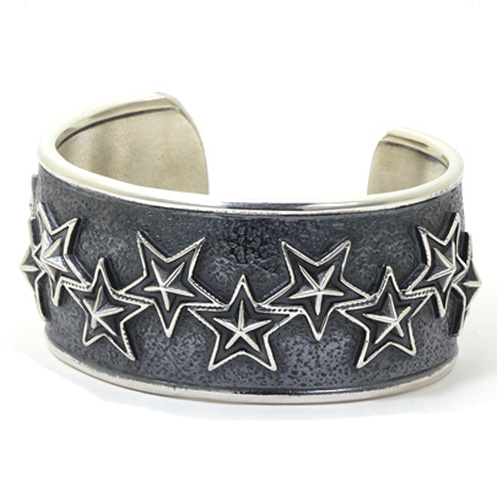 CODY SANDERSON 10 out of 10 stars cuff bracelet スターバングル