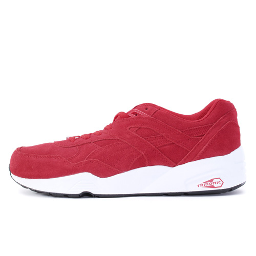 PUMA R698 Allover SUEDE (359392 02)