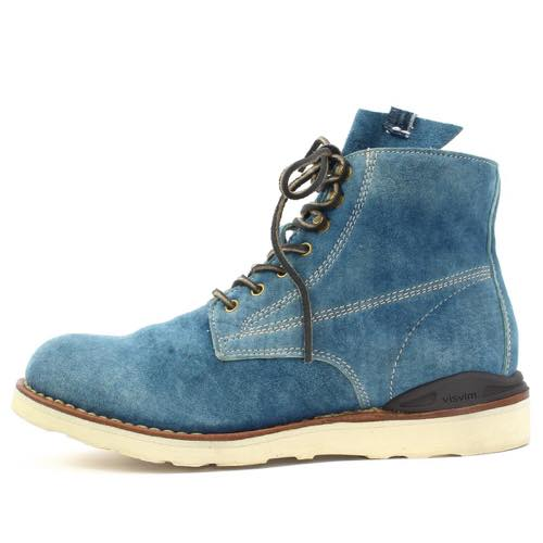 visvim 14ss  I.C.T限定 VIRGIL BOOTS(Waxed Mountain Jacket)