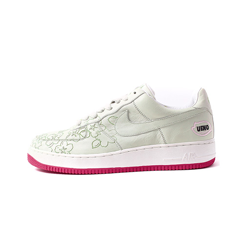 上野500足限定 AIR FORCE 1 UENO SAKURA 桜(309360-001)
